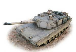 New Hobby Engine 0717 RC 1 16 M1A2 Abrams Tank 2 4 GHz Premium