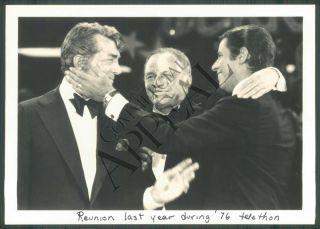 CA Photo BBB 908 Jerry Lewis Dean Martin Frank Sinatra