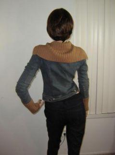Lo Jennifer Lopez Womens Unique Sweater Size s Petite