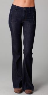 MOTHER The Drama High Waisted Flare Jeans