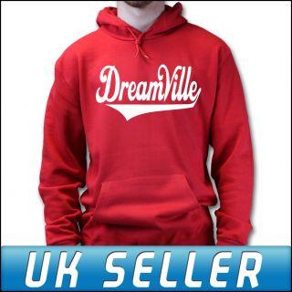 Cole Dreamville Hoodie Hoody Sweater Jumper Top Hood Shirt Mens