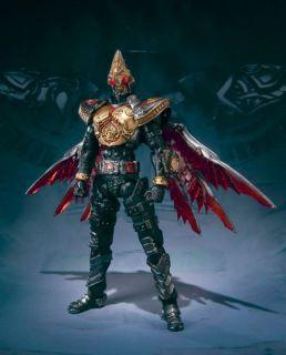 SIC Kiwami Tamashii Kamen Rider Blade Jack Form Figure