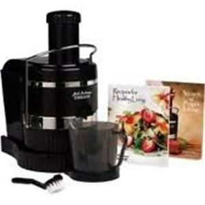Jack Lalanne Power Juicer Black JLPJBL