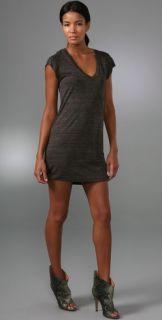 A.L.C. V Neck Pocket Dress
