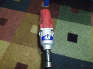 Mac Tools Cordless 19 2V 1 2 Cordless Impact Wrench Jimmie Johnson