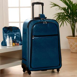 Ocean Blue Joy Mangano Clothes It All 28 Large Elite Luxury Dresser
