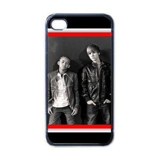 Justin Bieber Jaden Smith iPhone 4 Plastic Case Cover