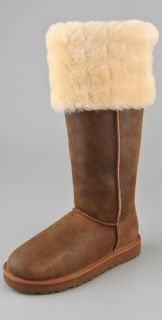 UGG Australia Over the Knee Bailey Button Boots