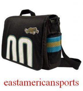 Jacksonville Jaguars NFL Jersey Messenger Laptop Case Bag Computer