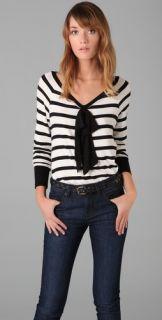 Juicy Couture School Girl Stripe Top