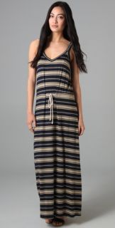 KAIN Label Dallas Stripe Maxi Dress