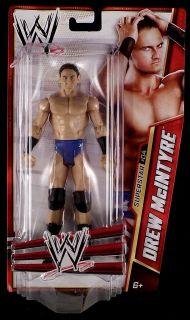 Mattel WWE Series 24 Drew McIntyre Toy Action Figure Mint in Package