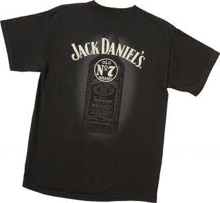 WRANGLER Mens JACK DANIELS Shirt   2XL   LTD ED   Black   T SHIRT