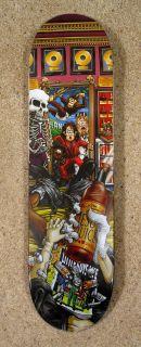 World Industries King of Pills Michael Jackson Deck