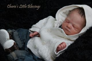Reborn Doll Baby Boy Long Awaited New Release Sold Out Gus Tina Kewy