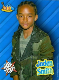 Jaden Smith The Karate Kid 11 x 8 Posters PINUPS