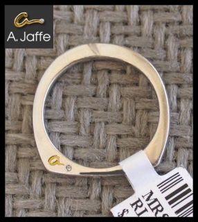 Jaffe Signature Collection Wedding Band Platinum