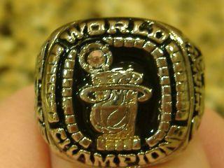 Heat 2012 Championship Replica Commemorative Ring Lebron James, D Wade