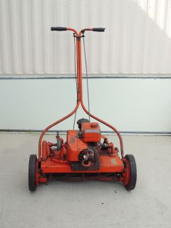 Jacobsen Mower Lawn Queen