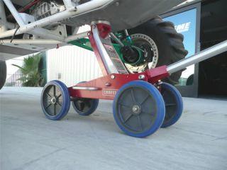 Big Wheel Floor Jack 5 Lift Kit for Craftsman 2 Ton Jck Sand Car VW