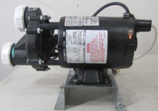 Hyflo Jacuzzi Hot Tub Pump Series 6000 Hydrobaths