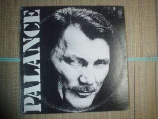 Jack Palance M White Label Promo LP Palance