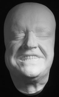 Jack Nicholson Life Mask Grinning Movie Shining Joker