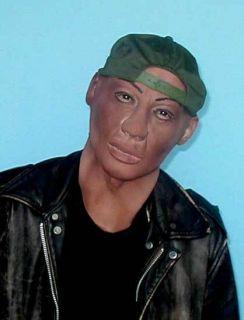 Jamal Foam Latex Mask Cosplay Halloween Masks