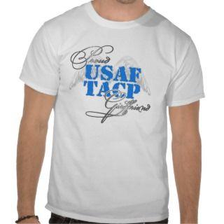 USAF Girlfriend TACP Tee Shirt