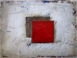 James Coignard Signed C 1985 Original Oil Painting