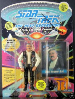 Star Trek Captain Scotty Signed Autograph James Doohan