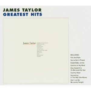 James Taylor Brand New CD Greatest Hits Collection Very Best Of