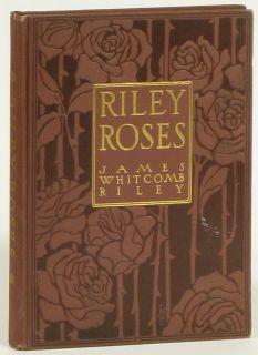 James Whitcomb Riley Roses Howard Chandler Christy illustration 1909