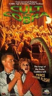 Cobra 1955 $13 99 VHS New Faith Domergue James Dobson SEALED