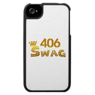 406 Montana Swag Case For The iPhone 4