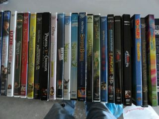 Pick 2 Disney Family Kids Dvds Shrek Mickey Sleeping Beauty Willy