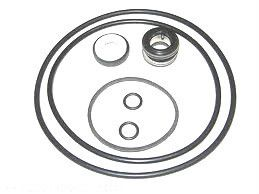 Jacuzzi Magnum Viton Pump Seal w O Rings Gaskets