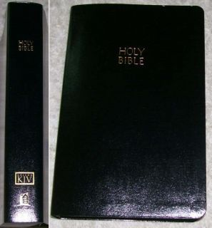 Holy Bible King James Large Print Edition Reference Version KJV