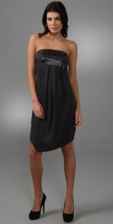 Ace Delivery Duct Tape Strapless Dress