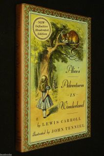 Alices Adventures In Wonderland by Lewis Carroll illus by John Tenniel