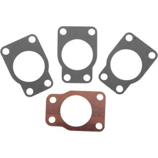 James Gasket Carburetor Insulator Block Kit 29250 55 Harley Davidson