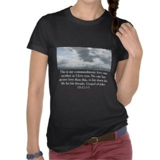 Galatians 5:22, 23 Inspirational Christian Quote T Shirts