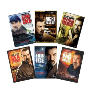 Jesse Stone Collection 6 DVD Movie Gift Set Brand New