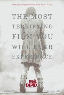 13 ORIGINAL D S 27x40 Movie Poster Jane Levy Sam Raimi Bruce Campbell