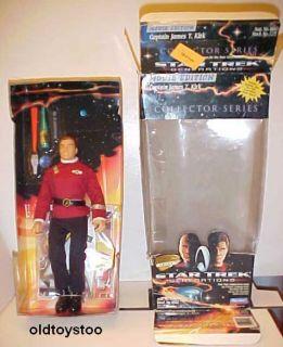 Captain James T Kirk Action Figure Star Trek Generations 1994