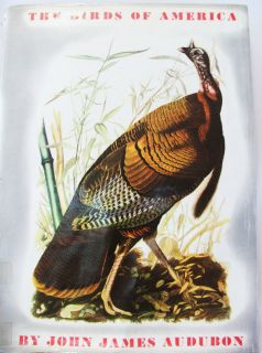 The Birds of America, by John James Audubon, Sixth Printing of 1953