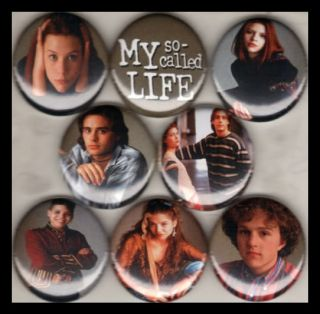 My So Called Life 1 Buttons Pinback Jared Leto Danes