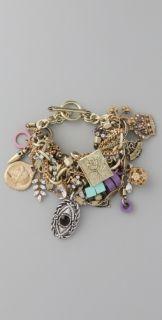 Juicy Couture Laurel Canyon Eccentric Charm Bracelet