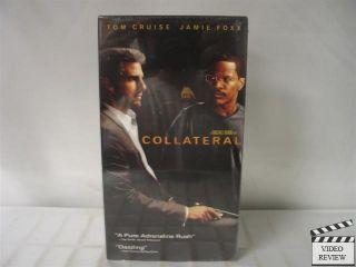 VHS Widescreen New Tom Cruise Jamie Foxx 678149173536