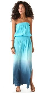 Young Fabulous & Broke Leilani Sunset Ombre Maxi Dress